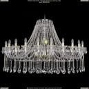 1413/24/530-100/G Хрустальная подвесная люстра Bohemia Ivele Crystal