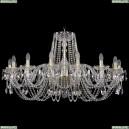 1402/16/400/G Хрустальная подвесная люстра Bohemia Ivele Crystal