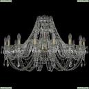 1406/16/360/Pa Хрустальная подвесная люстра Bohemia Ivele Crystal (Богемия)