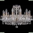 1402/12/195/Pa Хрустальная подвесная люстра Bohemia Ivele Crystal