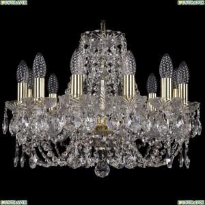 1406/12/160/G Хрустальная подвесная люстра Bohemia Ivele Crystal (Богемия)