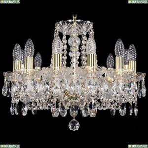1402/12/160/G Хрустальная подвесная люстра Bohemia Ivele Crystal (Богемия)