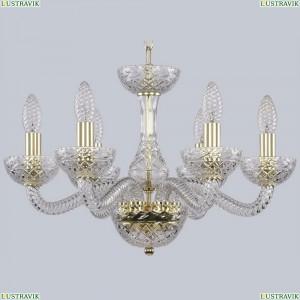 1311/6/165 G Cl/Clear/M-1F Хрустальная люстра Bohemia Ivele Crystal (Богемия), 1311