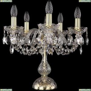 1402L/5/141-39/G Настольная лампа Bohemia Ivele Crystal (Богемия), 1402