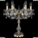 1402L/6/141-47/G Настольная лампа Bohemia Ivele Crystal (Богемия), 1402