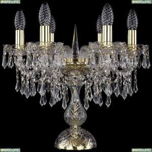 1403L/6/141-39/G Настольная лампа Bohemia Ivele Crystal (Богемия), 1403