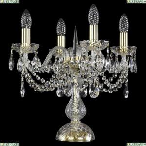 1406L/4/141-39/G Настольная лампа Bohemia Ivele Crystal (Богемия), 1406