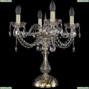 1406L/4/141-47/G Настольная лампа Bohemia Ivele Crystal (Богемия), 1406