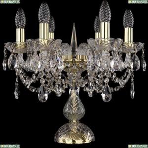 1406L/6/141-39/G Настольная лампа Bohemia Ivele Crystal (Богемия), 1406