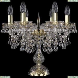 1409L/6/141-39/G Настольная лампа Bohemia Ivele Crystal (Богемия), 1409