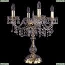 1410L/4/141-47/G/V0300 Настольная лампа Bohemia Ivele Crystal (Богемия), 1410