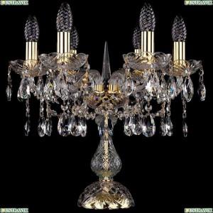 1413L/6/141-39/G Настольная лампа Bohemia Ivele Crystal (Богемия), 1413