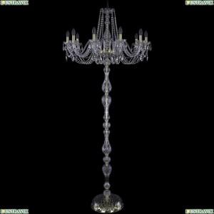 1402T1/10/300-210/G Торшер Bohemia Ivele Crystal (Богемия), 1402