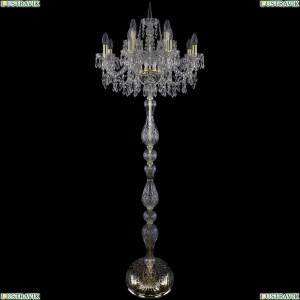 1403T1/8+4/195-165/G Торшер Bohemia Ivele Crystal (Богемия), 1403
