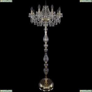 1410T1/8/195-160/G/V0300 Торшер Bohemia Ivele Crystal (Богемия), 1410