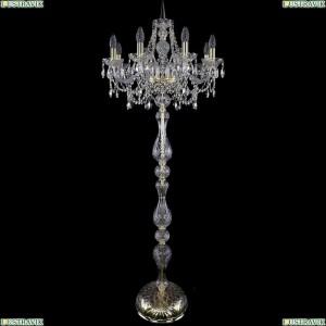 1411T1/8/195-165/G Торшер Bohemia Ivele Crystal (Богемия), 1411