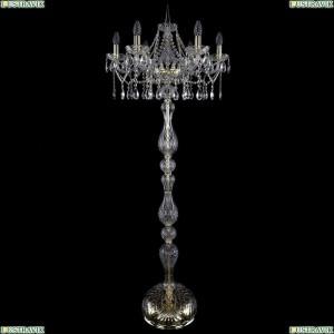 1413T1/6/200-160/G Торшер Bohemia Ivele Crystal (Богемия), 1413