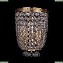1928/2S/G Хрустальное бра Bohemia Ivele Crystal (Богемия), 1928