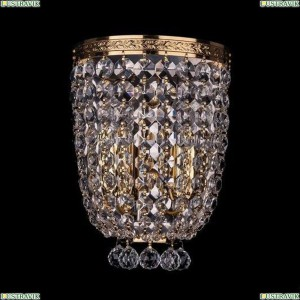 1928/2S/G Бра Bohemia Ivele Crystal (Богемия), 1928