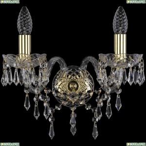 1403B/2/141/G Бра Bohemia Ivele Crystal (Богемия), 1403