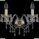 1403B/2/160/G Хрустальное бра Bohemia Ivele Crystal (Богемия), 1403