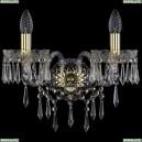 1403B/2/160/XL/G Хрустальное бра Bohemia Ivele Crystal (Богемия), 1403