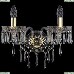 1403B/2/160/XL/G Бра Bohemia Ivele Crystal (Богемия), 1403