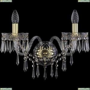 1403B/2/195/XL/G Бра Bohemia Ivele Crystal (Богемия), 1403