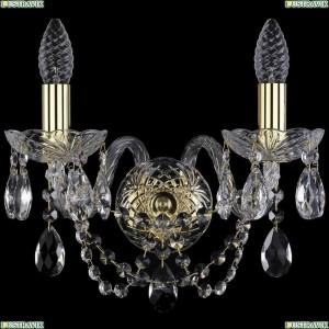 1406B/2/141/G Бра Bohemia Ivele Crystal (Богемия), 1406