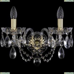 1406B/2/160/XL/G Бра Bohemia Ivele Crystal (Богемия), 1406