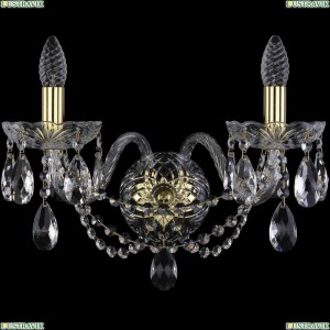 1406B/2/195/XL/G Бра Bohemia Ivele Crystal (Богемия), 1406