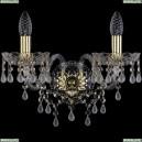 1410B/2/160/XL/G/V0300 Хрустальное бра Bohemia Ivele Crystal