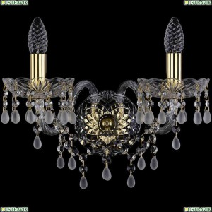1410B/2/160/XL/G/V0300 Бра Bohemia Ivele Crystal (Богемия), 1410