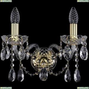 1413B/2/141/G Бра Bohemia Ivele Crystal (Богемия), 1413