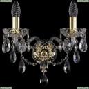 1415B/2/141/G Хрустальное бра Bohemia Ivele Crystal (Богемия), 1415