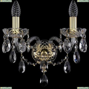 1415B/2/141/G Бра Bohemia Ivele Crystal (Богемия), 1415
