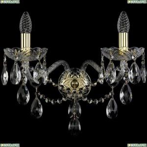 1415B/2/200/XL/G Бра Bohemia Ivele Crystal (Богемия), 1415