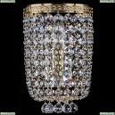 1928/1S/G Хрустальное бра Bohemia Ivele Crystal (Богемия), 1928