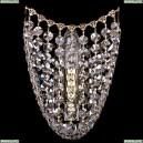 7708/1S/G Хрустальное бра Bohemia Ivele Crystal (Богемия), 7708