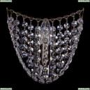 7708/1W/Pa Хрустальное бра Bohemia Ivele Crystal (Богемия), 7708