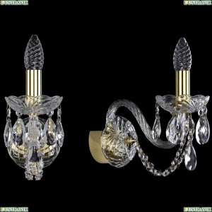 1402B/1/160/G Бра Bohemia Ivele Crystal (Богемия), 1402