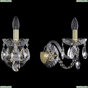 1402B/1/160/XL/G Бра Bohemia Ivele Crystal (Богемия), 1402