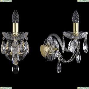 1406B/1/160/XL/G Бра Bohemia Ivele Crystal (Богемия), 1406