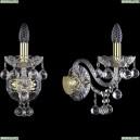 1409B/1/160/XL/G Хрустальное бра Bohemia Ivele Crystal (Богемия), 1409