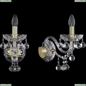 1409B/1/160/XL/G Бра Bohemia Ivele Crystal (Богемия), 1409