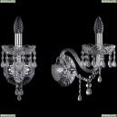 1410B/1/160/XL/Ni/V0300 Бра Bohemia Ivele Crystal (Богемия), 1410