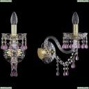 1410B/1/195/XL/G/V7010 Бра Bohemia Ivele Crystal (Богемия), 1410