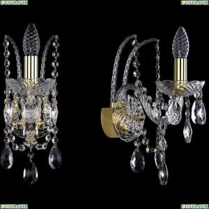 1411B/1/141/G Бра Bohemia Ivele Crystal (Богемия), 1411