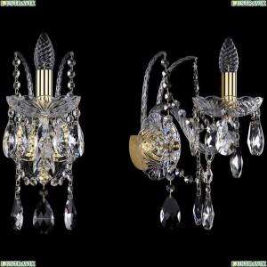 1411B/1/160/XL/G Бра Bohemia Ivele Crystal (Богемия), 1411