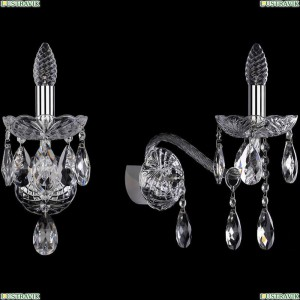 1413B/1/200/XL/Ni Бра Bohemia Ivele Crystal (Богемия), 1413